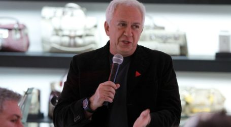 Guess Co-Founder Paul Marciano Resigns Amid Sexual Harassment Investigation