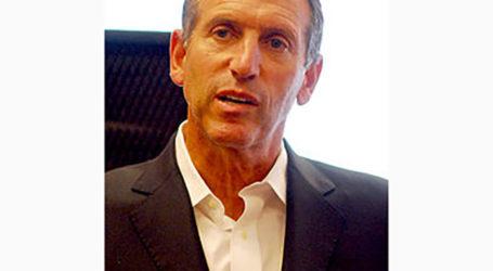 Schultz is Leaving Starbucks, Will he Challenge Trump in 2020?