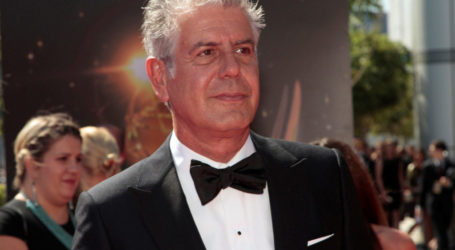 Odd Behavior Leading Up to Anthony Bourdain's Suicide