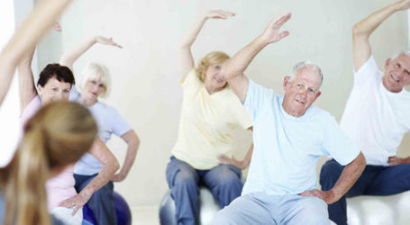 How Much Exercise Helps the Aging Brain?