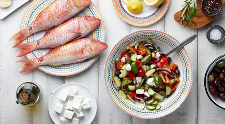 Mediterranean Diet Scores Again for Heart Health