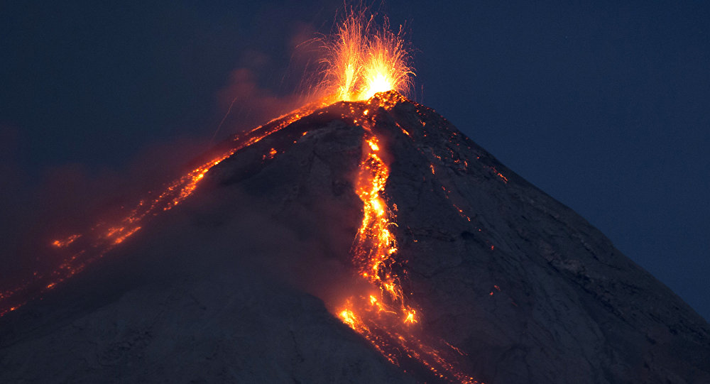 Israel Rushes Relief To Volcano-Struck Guatemala