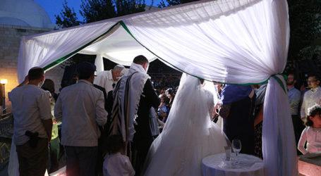 J'slm Rabbinic Org to Offer Kosher, Non-Rabbinate Weddings