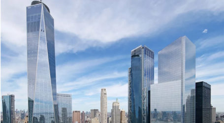 3 WTC Makes Its Debut as NYC's 5th Tallest Tower