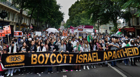 Report: Leading BDS Organization Tied to Palestinian Terrorist Groups