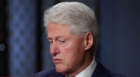 Clinton Never Apologized to Lewinsky; Makes Himself the Victim in NBC Interview