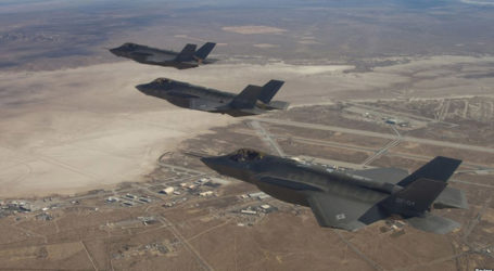Senate Passes Defense Bill; Refuses to Sell F-35 Jets to Turkey