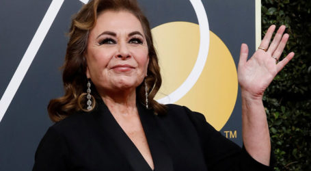 Roseanne Barr Breaks Down in Emotional Interview with NY Rabbi