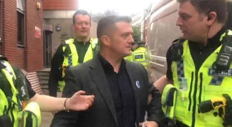 Tommy Robinson, Political Prisoner
