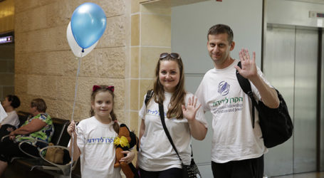 340 Olim to Land in Israel in IFCJ Airlift; Jewish Agency Fails in Inspiring Aliyah