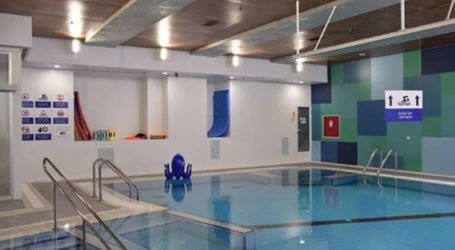 ALEH Opens Israel's 1st Hydrotherapy Pool with Communications System for Non-Verbal Children