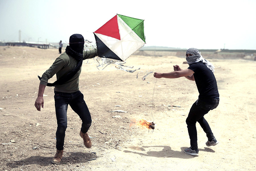 Israelis and Palestinians gear up for fresh confrontation