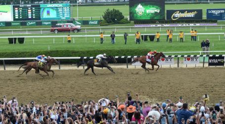 Justify! Wins Triple Crown with Belmont Stakes Victory