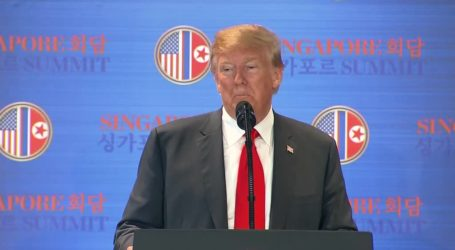 Trump-Kim Summit: Donald Trump Press Conference