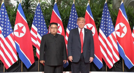 Singapore Summit:  Trump Interview with  VOA's Greta Van Susteren