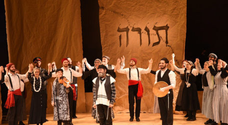 "Yiddish Theater Hits Home Run with ""Fiddler on the Roof"" Production"