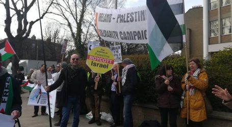 Lieberman Wants to Protest BDS Inspired Bill By Closing Ireland Embassy