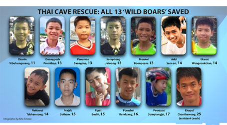 Israel's Role in Thai Rescue; Divers & Mobile Communications Tools on Scene
