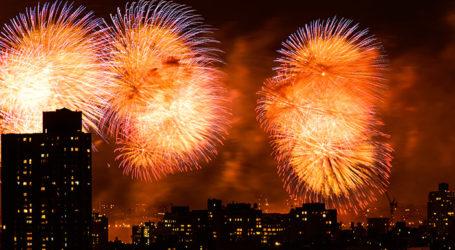 July 4th Celebrations Mark America's 242nd Birthday