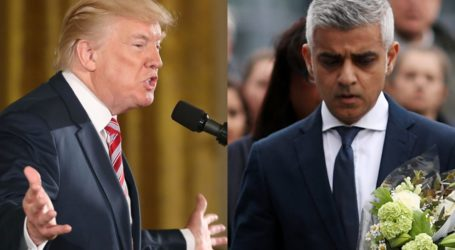 Mayor O.K's Mocking Trump While Murder In London Skyrockets
