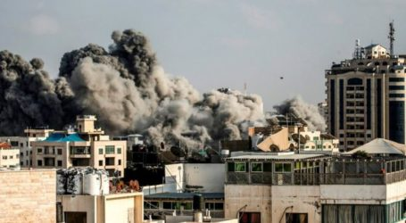 Israel Launches Fierce Attack On Hamas