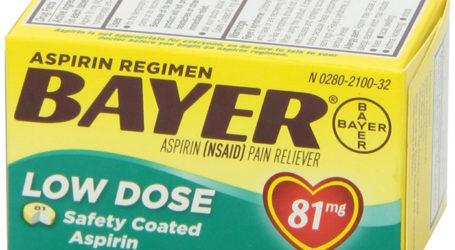 Could Aspirin Help Keep Alzheimer'sAway?