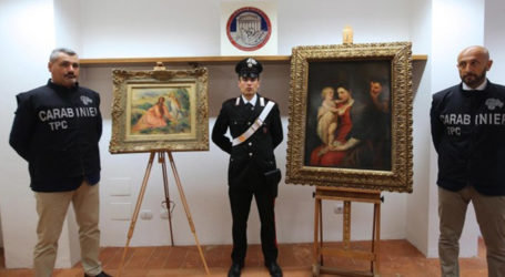 Two Paintings From 'Diplomatic Rabbi' Heist Recovered in Italy