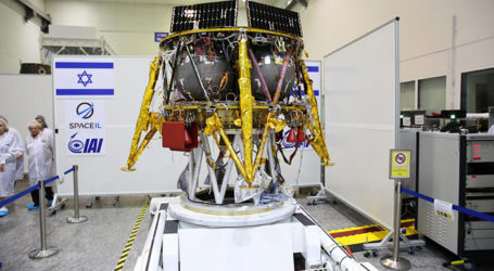 Israel to Launch Historic Moon Mission from Cape Canaveral in December