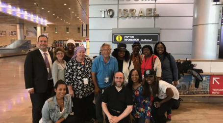 Bklyn Advocacy Project Makes Historic Diversity Trip to Israel