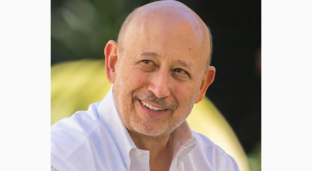 David Solomon to Take Over For Blankfein as Goldman CEO