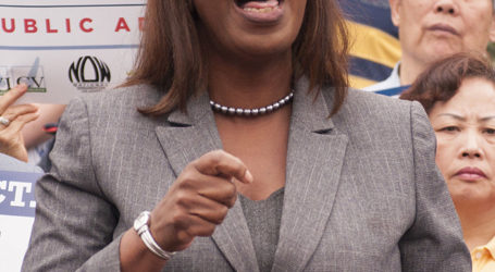 "Letitia James Slams City's ""Worst Landlords"" But Hides Real Estate Interests"