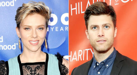 Scarlett Johansson & Colin Jost Eyeing $8M Hamptons Condo