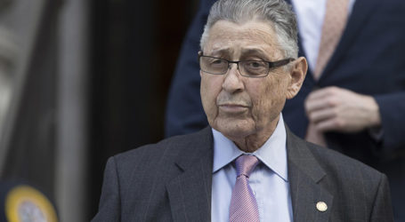 """Sheldon Silver Begs for Judicial Mercy; Does Not Want to """"Die in Prison"""""""