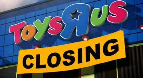Toys 'R' Us Has Prospective Buyers Circling Like Vultures
