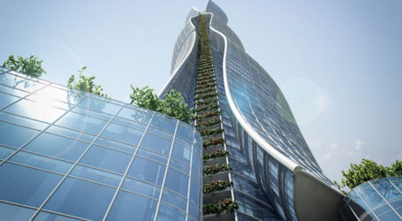 5 Super-Tall Skyscrapers Coming Soon to Tel Aviv