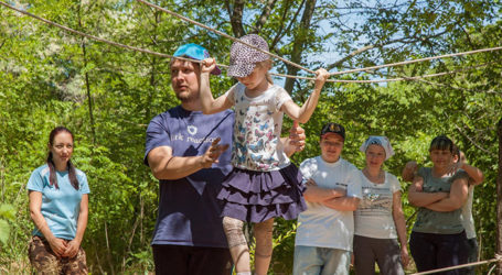 Summer Camp: A Beacon of Hope for the Ukraine's Jewish Children