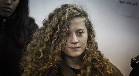 Violent Palestinian Teen Activist  Released from Jail