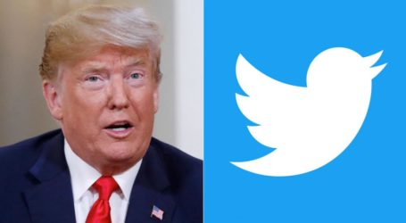 "Trump Calls Out Twitter on ""Shadow Banning"" Conservatives As Stock Tumbles"