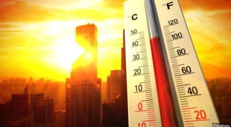 Weekend Scorch: Record Heat in NYC
