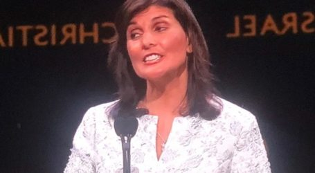 Haley Drives the Crowd Wild at the CUFI Conference with her Unprecedented Support for Israel