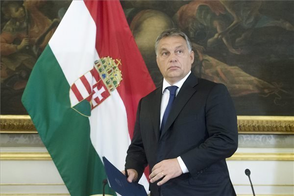 Hungary's Orban arrives in Israel for controversial visit