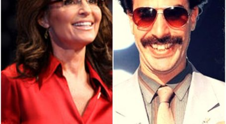 Sarah Palin Disgusted By Sacha Baron Cohen's Prank Interview