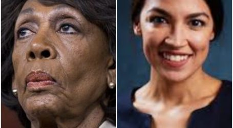 Is Alexandria Ocasio-Cortez  Too Radical For Even Maxine Waters?