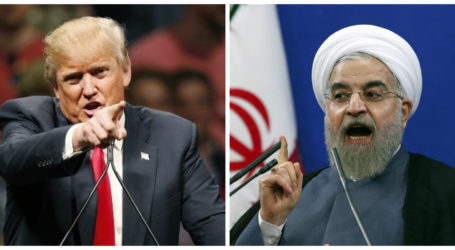 Trump & Iran Exchange Escalating Tweets