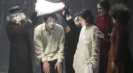 """Israeli Theater Group to Perform """"The Dybbuk"""" & """"In the Tunnel"""" in Grand Tour of North America"""