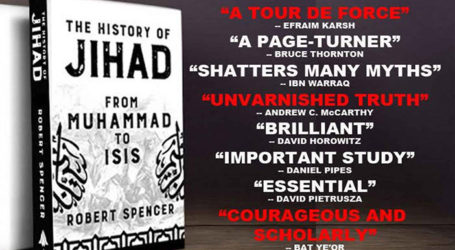 The History of Jihad: From Muhammad to ISIS – New, Must-Read Book!