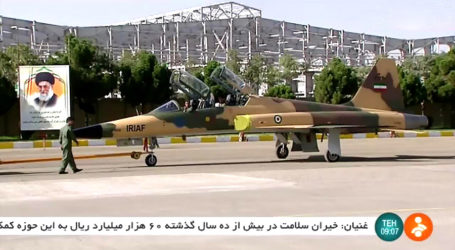 Iran Unveils Domestic Fighter Jet; Threatens US with if Attacked