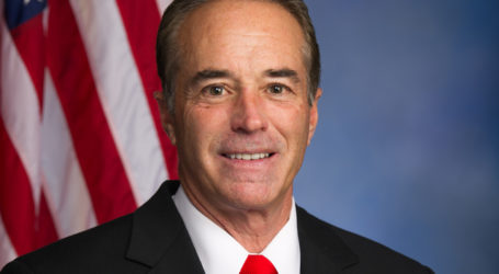 Rep. Chris Collins Arrested After Allegations of Insider Trading