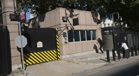 Shots Fired at US Embassy In Ankara; Tensions Escalate Over Release of Pastor
