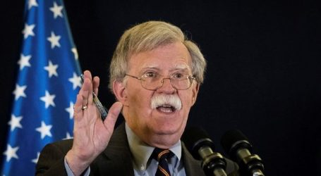 Bolton: Israel Won't Have to Make Concessions in Exchange for Embassy Move